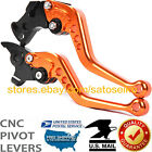 US For Bajaj Pulsar 200 NS All Years CNC Shorty Adjust Brake Clutch Levers SET