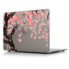 "Cherry tree blossom Pattern Hard Shell Case For Macbook Pro 13/15"" Air 13/15"" 12"