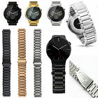 18mm Quick-Release Stainless Steel Watchband Band Strap for Huawei Smart Watch