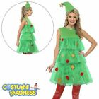 Christmas Tree Costume- Adult Woman Outfit Christmas Fancy Dress