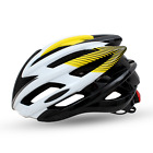 Cycling Helmet with Magnetic Windproof Lens LED Tail Light Bike Safety Helmets