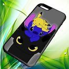 New Stitch Disney Toothless Pikachu Pokemon Case Cover For iPhone 6 6+ 6s 6s+