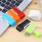 New USB 2.0 Memory Multi Flash Card Reader Adapter For SD TF M2 MS WL