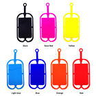 NEW Silicone Lanyard Case Cover Holder Sling Necklace Wrist Strap For Cell Phone
