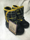 Kamik Jack Frost Boys Girls Toddler Winter Waterproof Snow Boots NIB