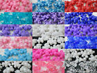 40 Novelty 25mm Teddy Bear Pony Beads - Color Choice