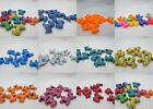 10 - 24mm Novelty Pony Beads - Zebra - Color Choice