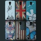1x Back case cover For Samsung Galaxy S4 Active S4-Active i9295 Screen Protector