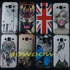 Butterfly Eiffel Tower UK Back hard Case cover for Samsung Galaxy J5 2015 J500F