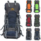 Outdoor Large Travel Hiking Rucksack Backpack Camping Festival Luggage Bag New