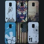 1x New Back case cover For Samsung Galaxy S5 Active S5-Active G870
