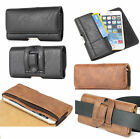 Luxury Leather ID Card Slot Belt-Clip Holster Case For iPhone 6/7/6s Plus/7 Plus