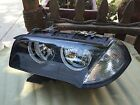 06-10 BMW X3 DRIVER SIDE LEFT HEADLIGHT HEADLAMP OEM 0302526001