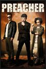 PREACHER - FRAMED TV SHOW POSTER / PRINT (CHARACTERS)