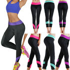 New Womens Yoga Sport Pants Leggings Active Gym Exercise Workout Fitness Trouser