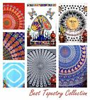 Collection Wall Tapestry Hanging Indian Mandala Bedspread Decor Throw Bohemian