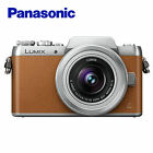 Panasonic DMC-GF8 Body+12-32mm Lens Self Shot 7 Languages ( Lens Silver)