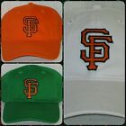 San Francisco Giants Polo Style Cap ✨Hat ✨CLASSIC MLB PATCH/LOGO ✨7 Colors ✨NEW on Ebay