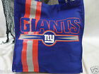 New York Giants Tote Cloth Official NFL  New