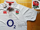 S M 3XL ENGLAND CLASSIC S/S RUGBY SHIRT JERSEY Canterbury New Zealand NEW