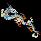 Fire Dragon (White Pearl) Inlay Stickers Decals Guitar |Combined shipping OK