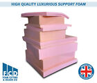 Foam Cut to Size - Luxury Pink 50kg, Luxurious Support Foam