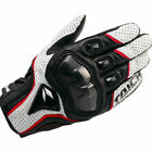 RS Taichi RST390 Perforated leather Motorcycle Mesh Gloves 1 Pair 3 Colors