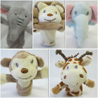 Finger Puppet Cute Fabric Animals Great For Storytelling & Play, Please Select