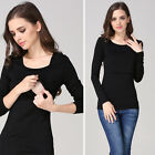Maternity T-shirts Breastfeeding Clothes Nursing Tops For Pregnant Women Shirts