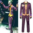 Batman The Dark Knight Rise Joker Outfits Movie Cosplay Costume Halloween Suits