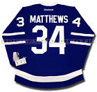 AUSTON MATTHEWS NEW HOME TORONTO MAPLE LEAFS JERSEY REEBOK RBK 7185 PREMIER