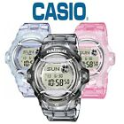 Casio Baby-G Women's Stopwatch World Time Digital Alarm LED Light Watch BG-169