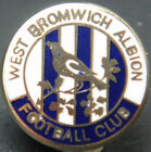 WEST BROMWICH ALBION Vintage WBA badge Maker REEVES B'ham Brooch pin 20mm x 20mm