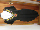 NEXT BLACK BEADED TRIBAL TUNIC TOP 10  BNWT BEACH SUMMER V NECK