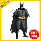 Mens Costume Dress Up RD Licensed Supreme COLLECTORS EDITION Batman Superhero