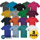 3 x Kids Crew Polo Shirt Boys Girls Size 4 6 8 10 12 14 16 Childrens New P400KS