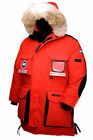 CANADA GOOSE MEN'S SNOW MANTRA PARKA RRP £1,150 RED FREE UK POSTAGE