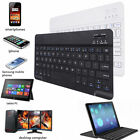 Wireless Bluetooth3.0 Mobile Keyboard for Android Windows IOS Systems Tablets US