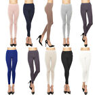 IRON PUPPY Women Modal Seamless  Camfy Sexy Stretch High-End Jeggings Leggings
