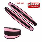 TradEminent Women's Weight Lifting Pink Belt Back Support Gym Workout