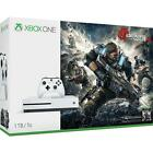 Microsoft Xbox One S Gears of War 4 1TB Console Bundle with full game download o