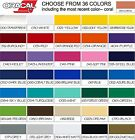 12x12 inch oracal 651 multi pack you pick from all 36 colors 1ft x 1ft