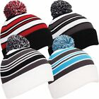 Callaway 2017 Weather Series Pom Pom Stretch Beanie Mens Golf Winter Bobble Hat