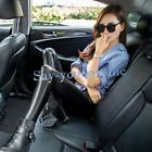 New Women's Casual Slim Elasticity Pants PU Leather Skinny Punk Trousers Outwear