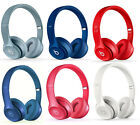 NEW Beats by Dr. Dre Solo 2 Wired Headband Headphones
