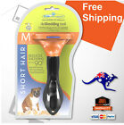 FURminator Deshedding Tool Brush Comb for Medium DOGS choose long/short hair *AU