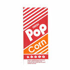 Retro Gold Medal Popcorn Paper Bags Medium Ideal For Kids Parties