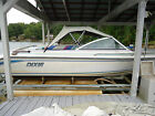 1994 DIXIE MARINE V19 CRUISER SKI FISHING BOAT +TRAILER MERCRUISER 3.0L 4 ENGINE