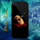 Halloween Friday The 13th Jason Pictorial Hard Case for iPhone & Samsung