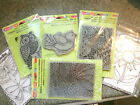 New - Rubber Stamps - Zentangle - Backgounds - Butterfly - Owl - Dove